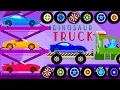 Dinosaur Car Driving for Kids : Truck Driver