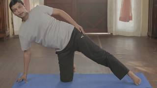Power Yoga for Legs - THIGHS, BUTTS, HIPS