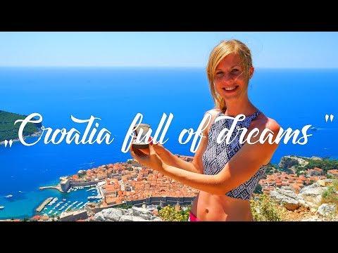 Croatia full of dreams - Motorcycle trip across Europe 2016 - part 2