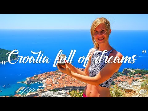 Croatia full of dreams - Motorcycle trip across Europe 2016 - part 2