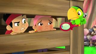 Jake i piraci z Nibylandii - Latający Hak! Oglądaj w Disney Junior!