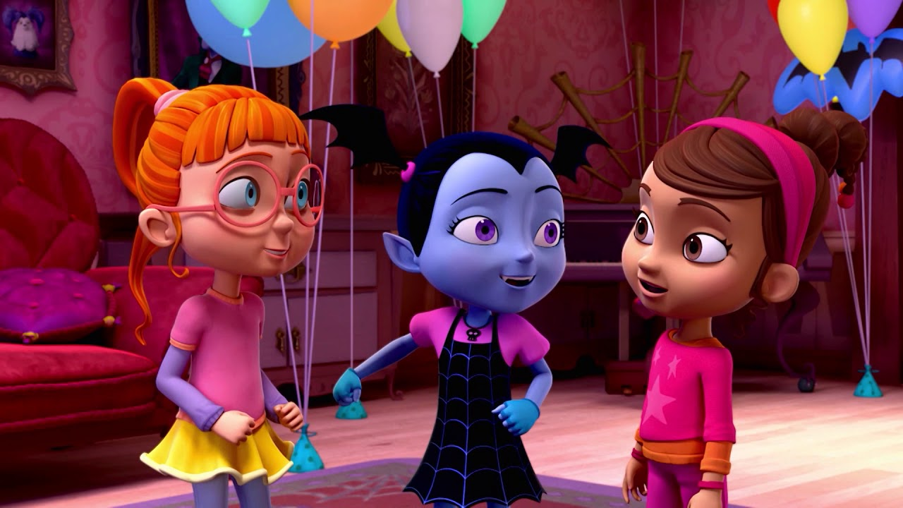 Vampirina trailer serie in onda su disney junior youtube