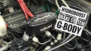 Buick Grand National G-body Hydroboost Brake System