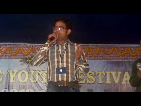 Folk song-Kansi baunsara pati in youth festival
