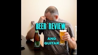 Kona Brewing Wailua Wheat Beer Review - Guitar - Coheed Cambria - Sound of Silence