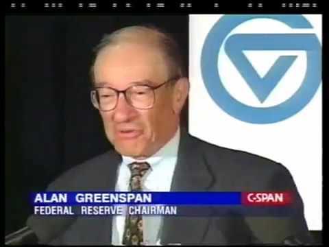 Understanding the U.S. Econonmy: Alan Greenspan on Free Markets, Economics (1999)