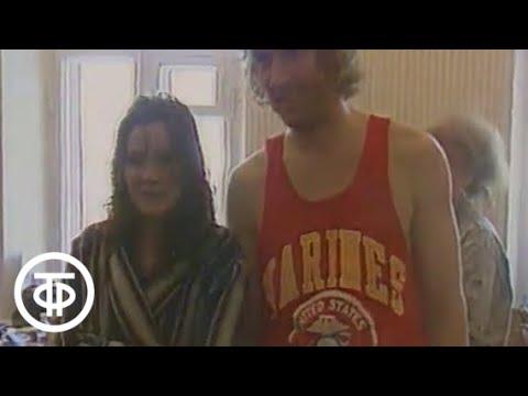 Кинопанорама. Видеосалоны (1988)