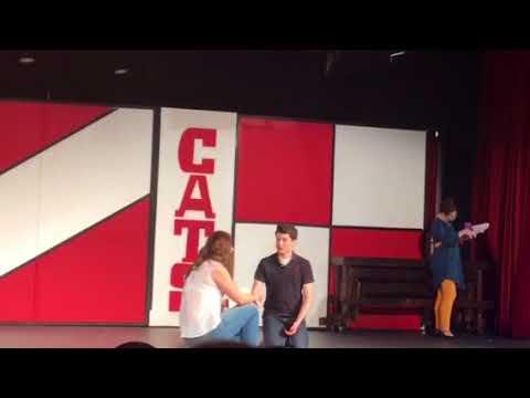 Morgan as Kelsi in High School Musical