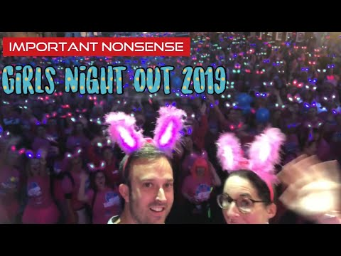 Girls Night Out 2019, Bury St Edmunds