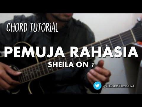 Pemuja Rahasia - Sheila on 7 (CHORD)