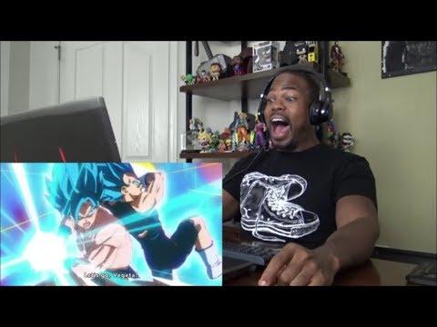 Dragon Ball Super: Broly Trailer #3 - (English Sub) - REACTION!!!