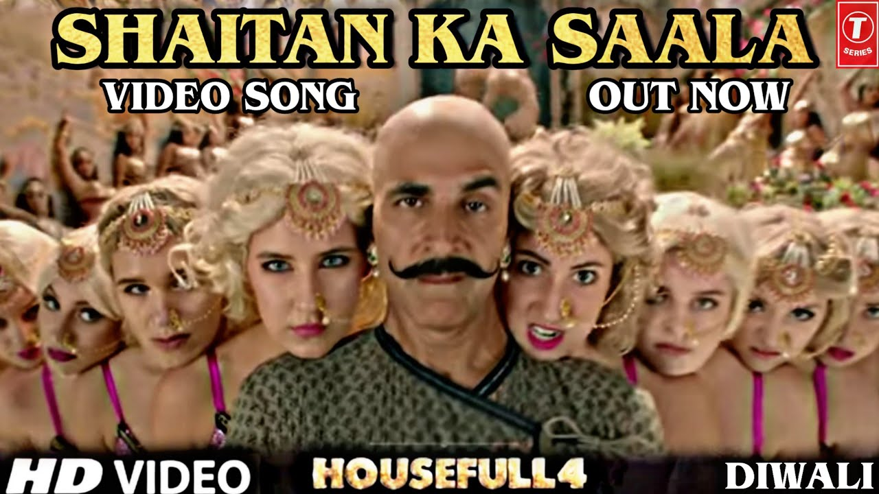Housefull 4 Bala Shaitan ka Saala Video song out now, Akshay Kumar, Sohail sen, Housefull 4 Songs