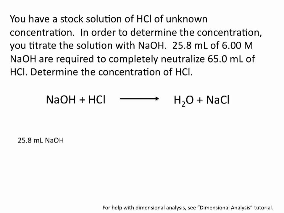 titration calculations made easy