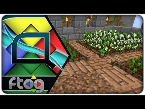 [Lets Play] Quantus :: E05 - The Castle Farmyard takes shape.