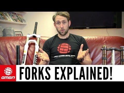 Explained - Mountain Bike Suspension Forks