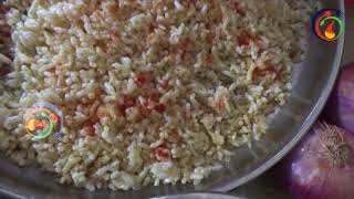 Quick and Easy Breakfast Recipes Rice Fry   Simple and Easy Rice Recipe  Delicious Breakfast Ideas