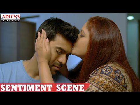 Yevadu Movie || Ram Charan & Jaya Sudha Family Sentiment Scene || Ram Charan, Shruthi Hasan