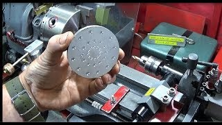 A Ready Made Face Plate Drill & The Machifit 300W 48V DC Motor