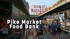 Inside Seattle's Pike Market Food Bank