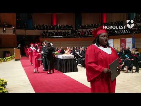 [Gocanada TV] 2017 NorQuest College Convocation Highlights