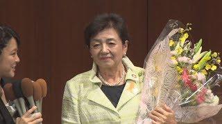 嘉田由紀子氏が当選確実 第25回参院選、滋賀
