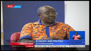 Checkpoint interview on the Economy of the Country and Politics
