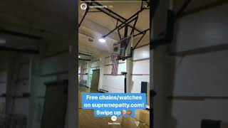 free chains and watches supreme patty