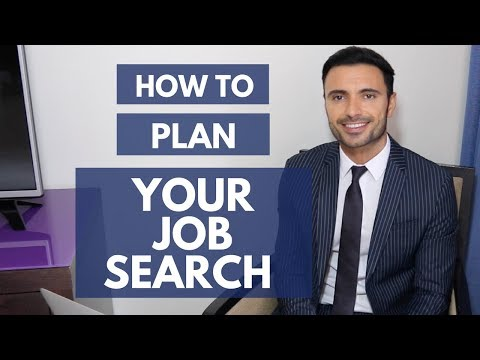 How to Structure Your Job Search (Job Hunting Plan and Tips)