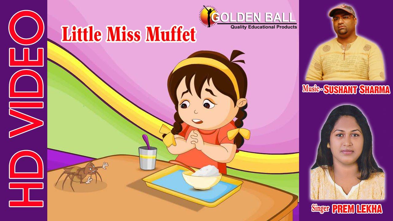 Little Miss Et Nursery Rhyme With