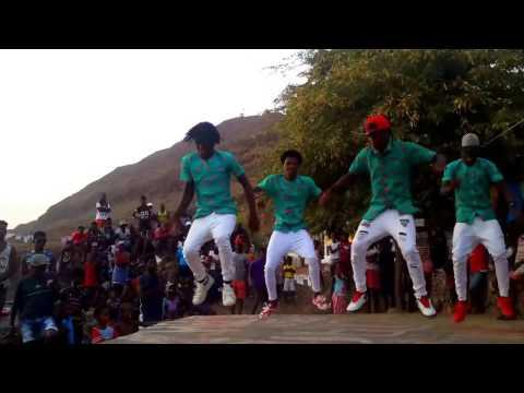 Afro Gaita Requentado Dj Gelson Gelson Ft OS Kwaito Panda 2017 Oginal video