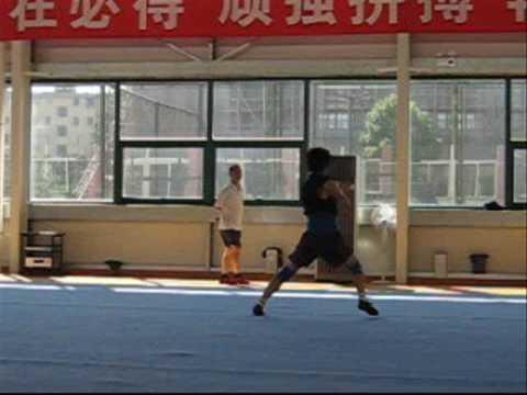 2005 Training @ Shanghai: Yang Yu Hong
