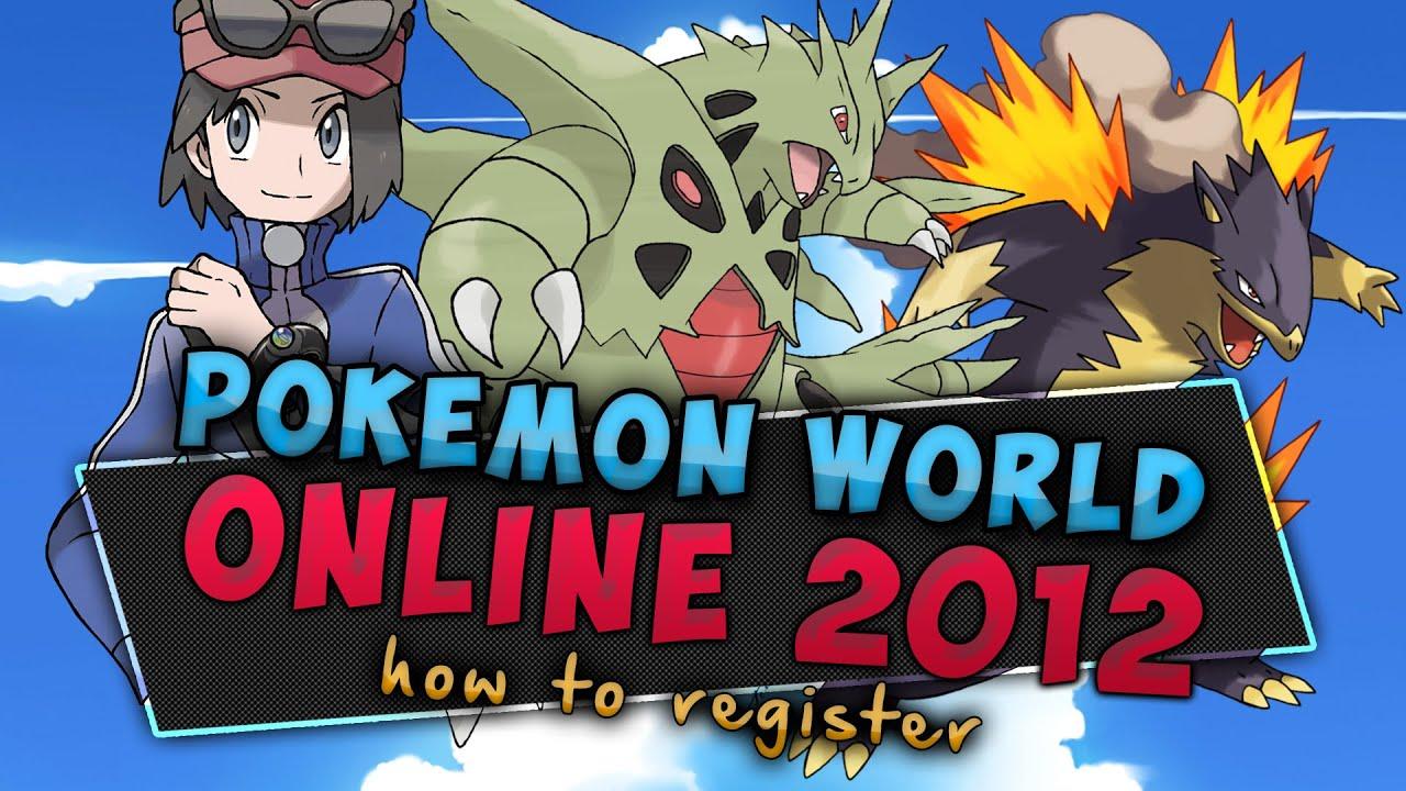 Pokemon World Online Guide
