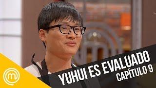 Yuhui es evaluado   MasterChef Chile 3   Capítulo 9