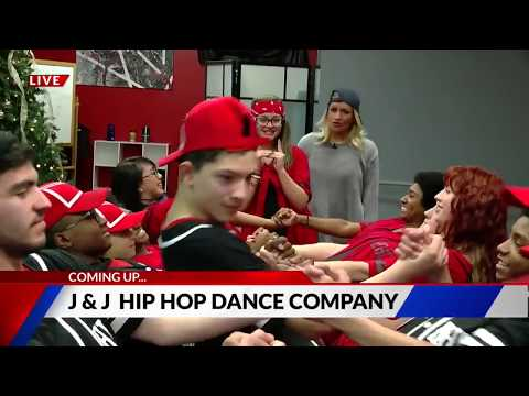 J and J Hip Hop Dance Live and Local on FOX21 Morning News