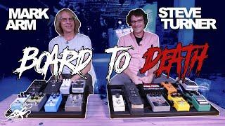 このビデオを見ようとしている方の殆どは、この二人が長年一緒に演奏しているのをご存知だと思います。そしてこのBoard to Deathの中での二人のやりとりの自然さを見ると ...