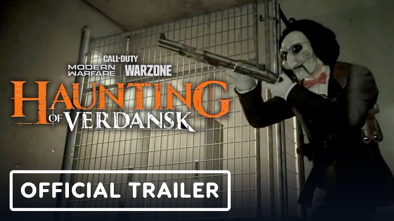 Call of Duty Modern Warfare: The Haunting of Verdansk - Official Trailer - IGN