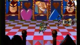 Batman & Robin (GEN) 2P - Level 3: Tea Time!
