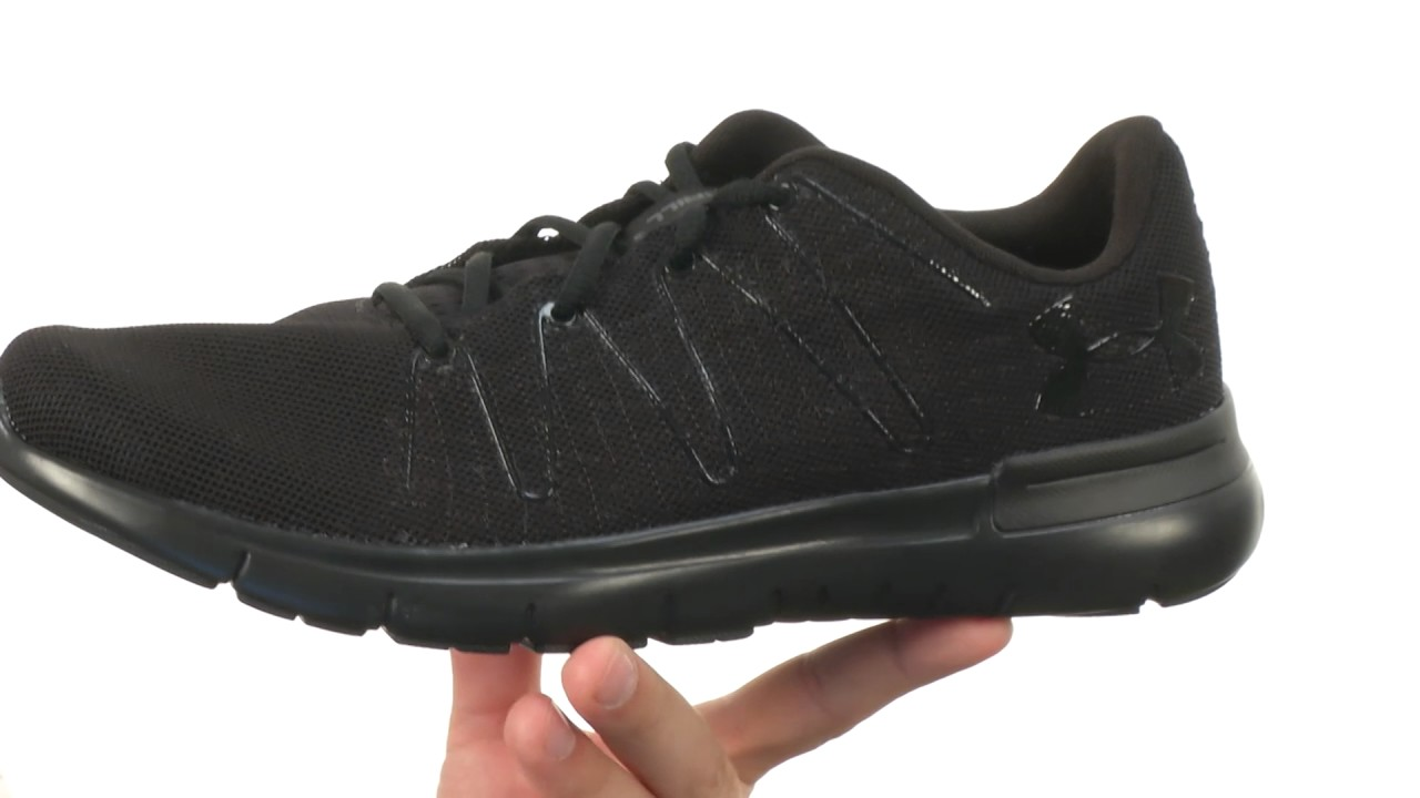 24bc910e825 Under Armour Thrill 3 SKU 8881926 - YouTube
