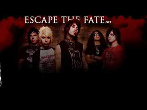 Escape The Fate - Not Good Enough For Truth In Cliche DEMO