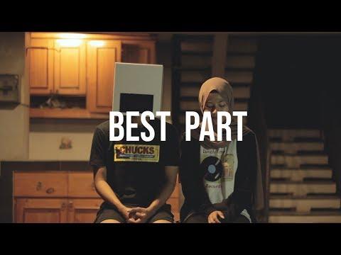 Best part - Daniel caesar ft H.E.R (Feby putri x Mr. head box cover)