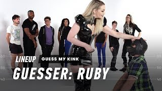 A Dominatrix Guesses Strangers