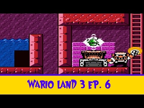 Wario Land 3 - Ep. 6 - Negative Reinforcement