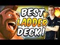 My BEST Hog Rider Deck For ALL Arenas & Levels! — Clash Royale