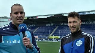 Keeperstraining jeugdopleiding FC Den Bosch