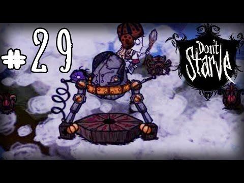 Don't Starve Прохождение: #29 - 100 дней, Портал Максвелла!