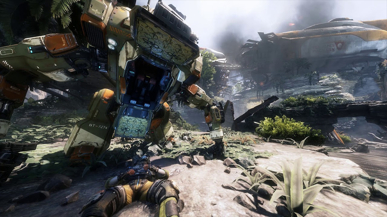 Titanfall 2 Live Wallpapers - Part 1