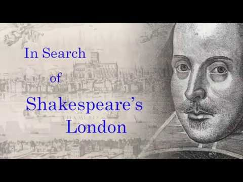 In Search of Shakespeare's London