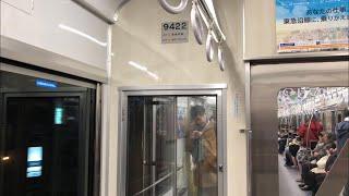 【三菱SiC】東急9020系9022F(運用初日)走行音 / Tokyu-9020 Sound