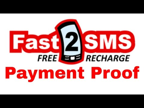 Fast2SMS Payment Proof
