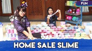 Home Sale Slime | Tipe-Tipe Penjual Slime